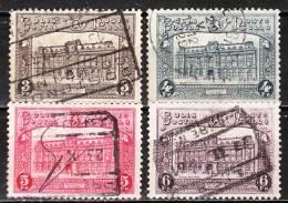 TR170/73  Hôtel Des Postes à Bruxelles - Oblit. - LOOK!!!! - 1923-1941
