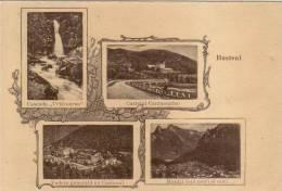 ROMANIA-VALEA PRAHOVEI-BEAUTIFUL MULTIVIEW-INTERESTING OLD PC - Roemenië