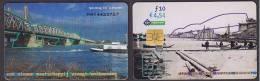 Netherlands Phonecard Spoorgrug Bij Zaltbommel 10 G / € 4,54 Used 2005 - Niederlande