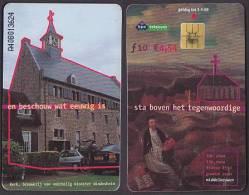 Netherlands Phonecard Kerk, Brouwerij Van Voormalig Klooster Windesheim 10 G / € 4,54 Used 2004 - Niederlande