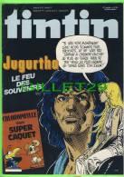 BD - TINTIN HEBDOMADAIRE - No 36, 37e ANNÉE, 1982 - 52 PAGES - JUGURTHA - CHLOROPHYLLE, SUPER CAQUET - - Tintin