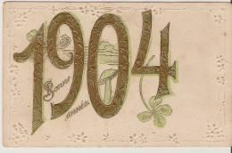 Millesime 1904. - New Year