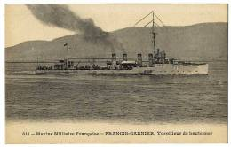 MARINE MILITAIRE FRANCAISE   FRANCIS GARNIER   TORPILLEUR DE HAUTE MER - Guerre