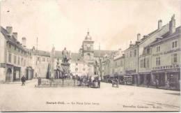 SAINT-DIE - La Place Jules Ferry - Saint Die