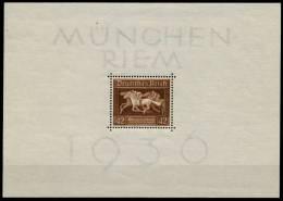 3. REICH 1936 Block 4x Ungebraucht 71145E - Deutschland