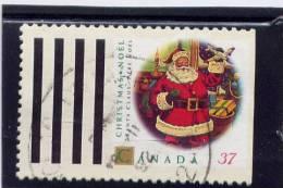 CANADA. 1992, USED # 1455. SANTA CLAUS - Oblitérés