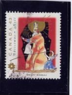 CANADA, 1993, USED # 1499,   CHRISTMAS PERSONNAGE: POLAND - 1952-.... Règne D'Elizabeth II