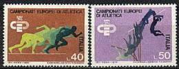 1974 - Italia 1260/61 Campionati Europei - Salto
