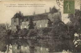 Dordogne-Chateau De Sauveboeuf,pres Montignac Ou Habita Pendant Quelque Temps ,le Grand Orateur Mirabeau - Non Classificati