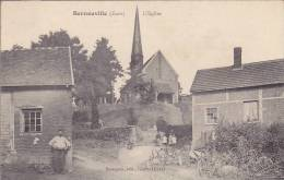 CPA - 27 - BERNOUVILLE - L'église - Sonstige Gemeinden