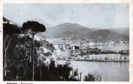 """Cartolina  D´epoca        """" Salerno - Panorama"""" - Salerno"""