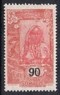 COTE DES SOMALIS N°115 N* - Côte Française Des Somalis (1894-1967)