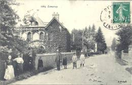 HAUTE NORMANDIE - 76 - SEINE MARITIME - LUNERAY - Rue Du Village Avec Animation - Altri Comuni