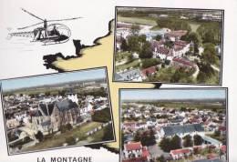 ¤¤  -   170   -  LA  MONTAGNE   -  Multivues    -  ¤¤ - La Montagne