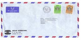 TZ724 - DUBAI , Lettera Commerciale Per L'Italia Del 21/5/1980 - Dubai