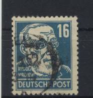 DDR Michel No. 332 Z A X I Gestempelt Used - DDR