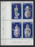 DDR Michel No. 2464 - 2467 ** postfrisch DV Druckvermerk