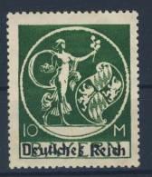 Deutsches Reich Michel No. 137 I ** postfrisch / braunfleckig