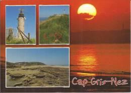 Cp , 62 , LE CAP GRIS-NEZ , Multi-vues , Vierge , Ed : Couleur Locale - Autres Communes