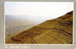 Al-Moujeb      Al-Moujeb Valley . - Jordanie