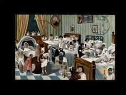 ENFANTS - BEBES MULTIPLES - Pot De Chambre - Berceau - Enfants
