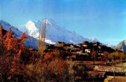 Pakistan        Hunza      A View Of Hunza Valley  . - Pakistan
