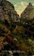Pays De Galles        Divers      Platterlip Gorge, Near Top Of Table Mountain  . - Pays De Galles