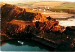 Pays De Galles        Abereidi And Blue Lagoon . - Autres