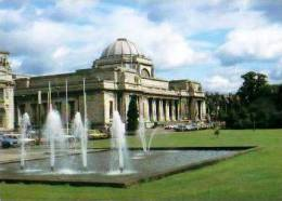 Pays De Galles        Cardiff . National Museum Of Wales . - Autres