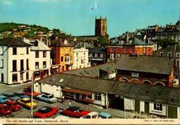 Pays De Galles        Dartmouth. The Old Market And Town. - Pays De Galles