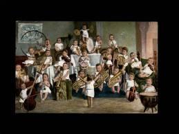 ENFANTS - BEBES MULTIPLES - Orchestre - Enfants