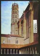 Toulouse Les Jacobins Le Clocher - Toulouse