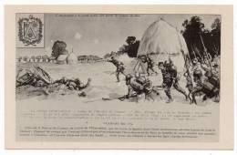 Cpa 92 - Clamart En 1870 - La Seine Historique - Cartes De L´histoire De Clamart - Clamart