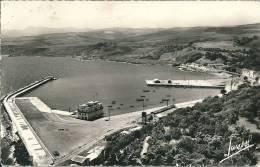 DELLYS  , Vue D,ensemble Du Port Et Des Salines - Algeria