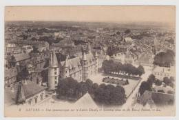 NEVERS - VUE PANORAMIQUE SUR LE PALAIS DUCAL - Nevers