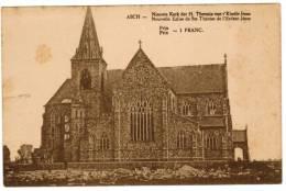 Asch, As, Nieuwe Kerk Der H Theresia Van't Kindje Jesus (pk5787) - As