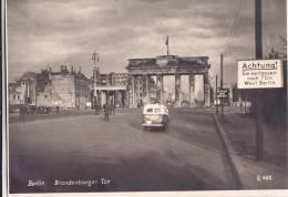 ¤¤  -   BERLIN  -  Brandenburger Tor     -  ¤¤ - Brandenburger Tor