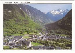 Carte Postale Moderne Non écrite Espagne - Arties Vall D'Aran, Pyrénées Catalanes - Lérida