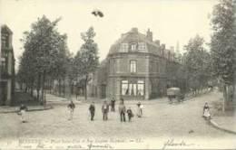 Béthune - Place Saint-Eloi - Rue Eugène Haynaut - Bethune