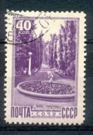 RUSSIE U.R.S.S. U.S.S.R. YVERT ET TELLIER NR. 1299 VUES DE LA CRIMEE ET DU CAUCASE  PARC DE SOTCHI - 1923-1991 URSS