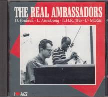 Cd    The Real Ambassadors - Jazz