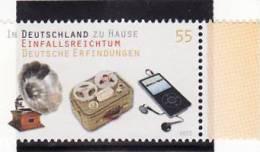 N° 2718   Neuf **   Phonographe - [7] République Fédérale