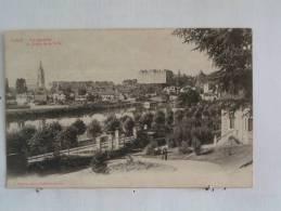 Sablé - Vue Générale Du Jardin De La Ville - Sable Sur Sarthe