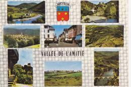 Cp , 12 , VALLÉE De L'AMITIÉ , Multi-Vues - Other Municipalities