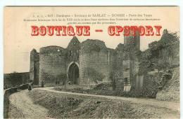 24 - DOMME - Porte Des Tours - Dos Scané - France