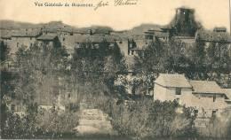 CPA 84 BEAUMONT  DE PERTUIS BELLE VUE GENERALE - France