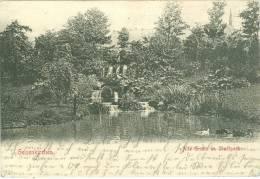 Gelsenkirchen, Alte Grotte Im Stadtpark, 1904 - Gelsenkirchen