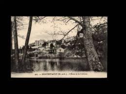 49 - MONTREVAULT - L´Evre Et Le Chateau - 401 - Montrevault