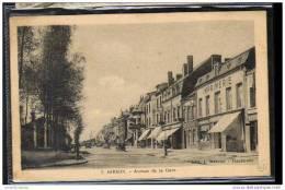 02 - HIRSON - AVENUE DE LA GARE - Hirson