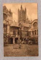 30359   Regno  Unito,  Canterbury   Cathedral,  Baptistry,  NV - Canterbury
